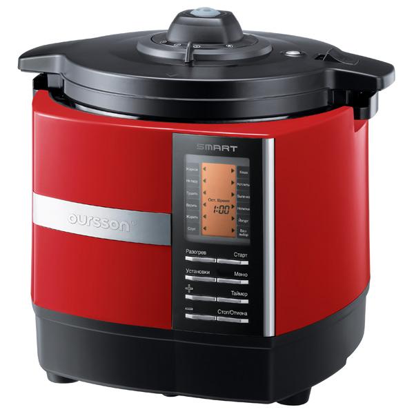 Мультиварка Oursson MP5015PSD/RD красный