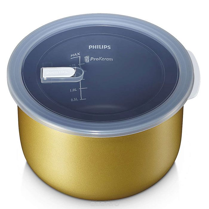 Philips HD3745/03 чаша для мультиварки, 4 л