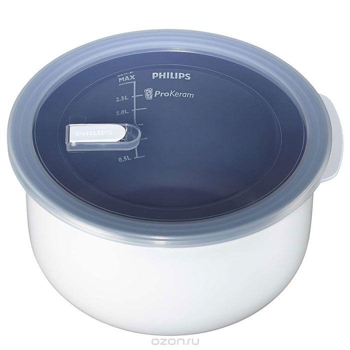 Philips HD3746/03 чаша для мультиварки, 4 л